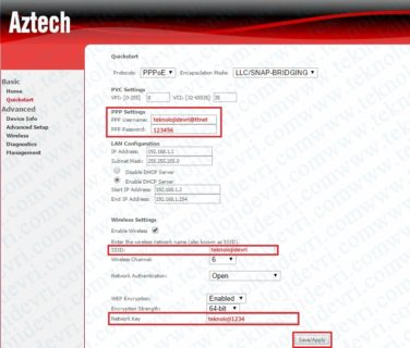 aztech-dsl-1000ew-modem-internet-ayarlari