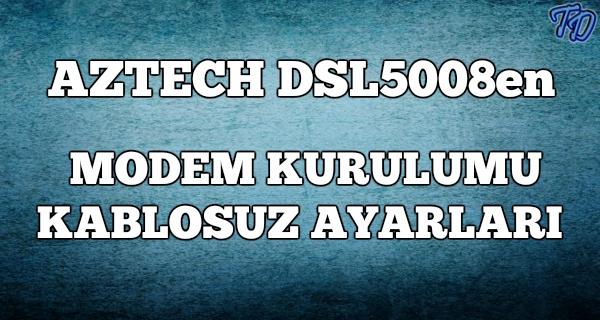aztech-dsl-5008en