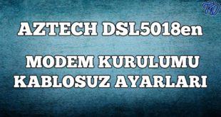 aztech-dsl-5018en
