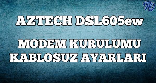 aztech-dsl-605ew