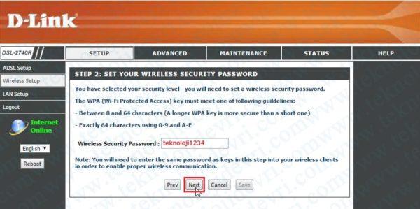 dlink-dsl-2740r-modem-wifi-sifresi