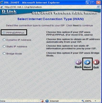 dlink-dsl2640t-modem-kanal-ayarlari