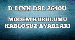 dlink-dsl2640u-modem
