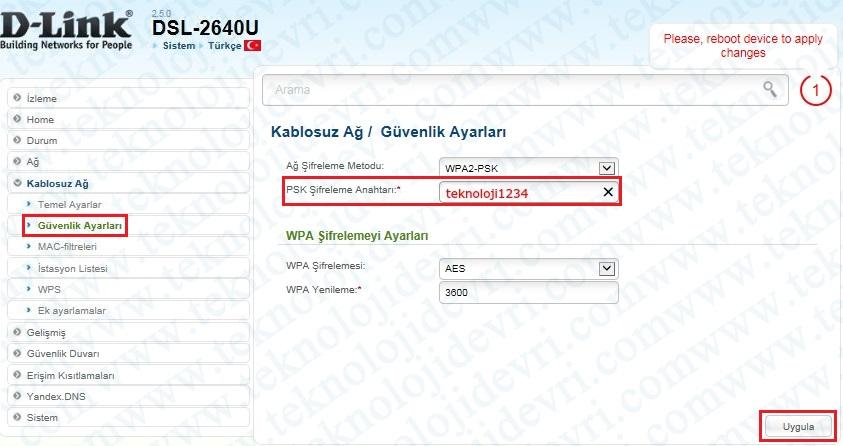 dlink-dsl2640u-modem-kablosuz-ayarlari