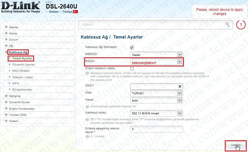 dlink-dsl2640u-modem-kopma-sorunu
