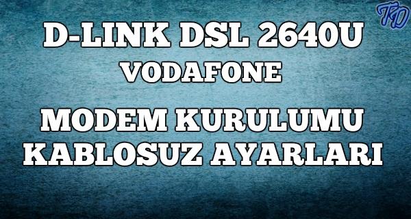 dlink-dsl2640u-vodafone-modem