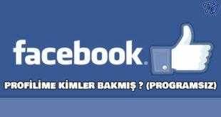 facebook-profilime-kimler-bakti
