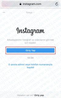 instagram-giris-yapamiyorum