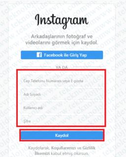 instagram-kisisel-profil-olusturma