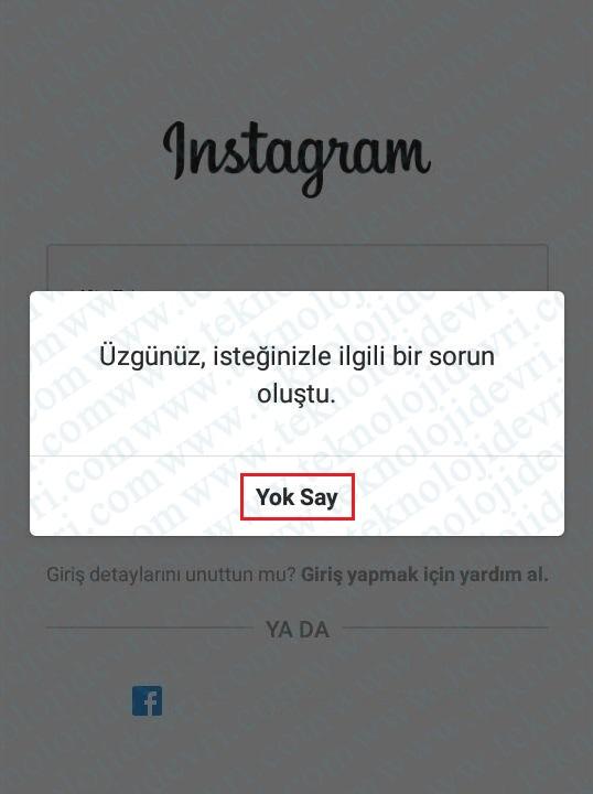 instagram-uzgunuz-isteginizle-ilgili-bir-sorun-olustu