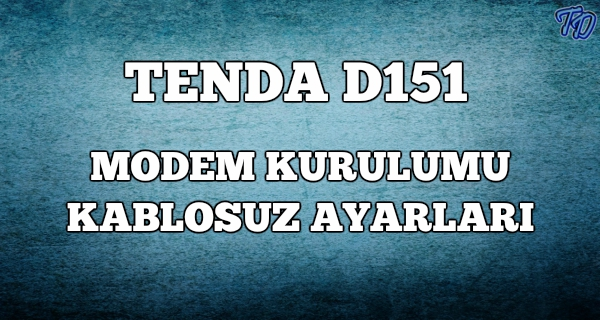 tenda-d151