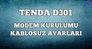 tenda-d301