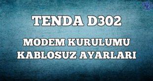 tenda-d302