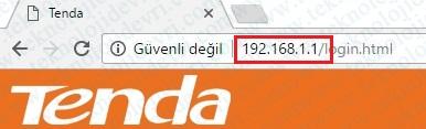 tenda-d302-modem