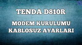 tenda-d810r