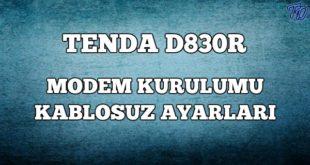 tenda-d830r