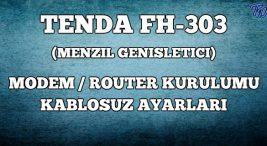 tenda-fh303