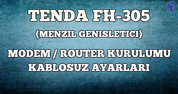 tenda-fh305