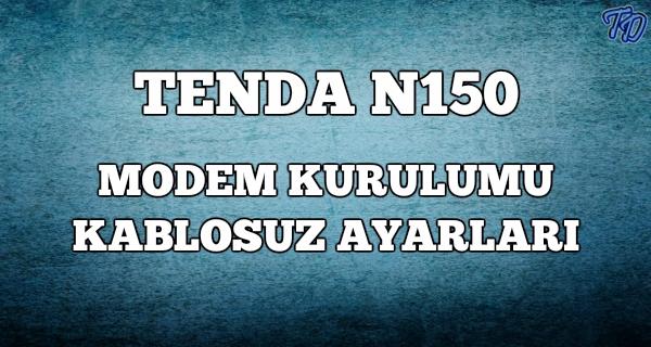 tenda-n150