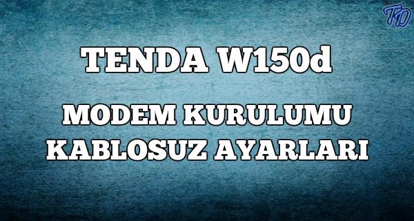 tenda-w150d