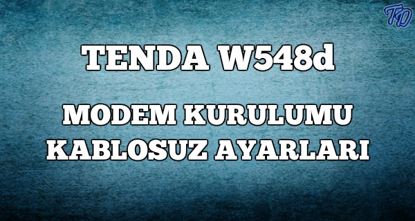 tenda-w548d